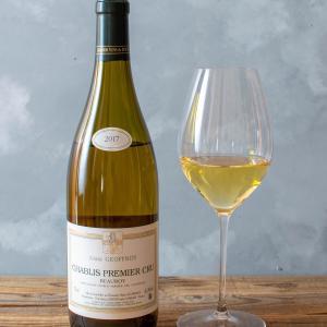 フランス-白ワイン / Alain GeoffroyChablis 1er Cru Beauroy