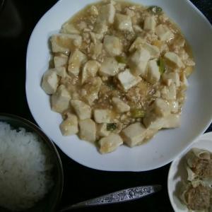 簡単!麻婆豆腐~市販の素はもういらない!