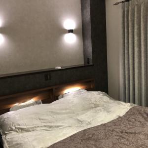 内覧会 ベッドルーム -三井ホームで家できました!(^^)!