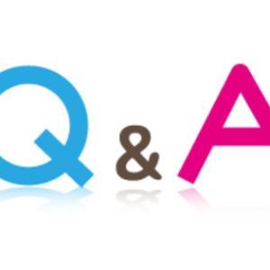 カウンセリング【Q&A】ページを作成しました。『公式HP』
