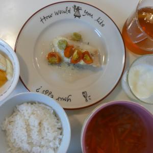家庭菜園と月曜日の食事