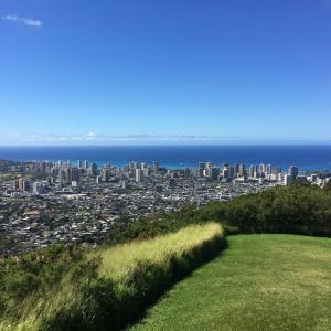 ハワイ タンタラスの丘?タンタルス・ドライブ