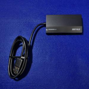 USBハブの交換