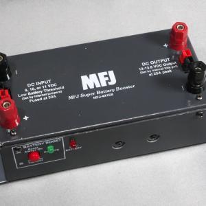 [FT-991AM]電源ケーブルの端子取付