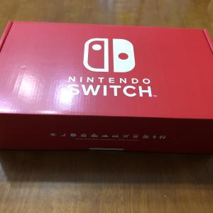 Switchがきた!!