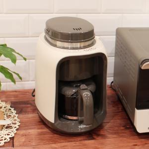 テスコム 全自動コーヒーメーカー TCM501