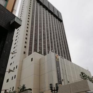 浅草ビューホテル@スカイグリルブッフェ武蔵レポ