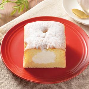 クリーム入り『ローソン 生パウン -生パウンドケーキ-』