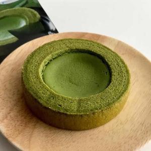 上林春松本店監修『ファミマ 旨み抹茶チーズケーキバウム』