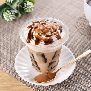 たっぷり『ファミマ クリームたっぷりコーヒーゼリー』