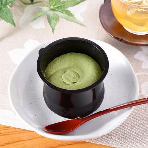 上林春松本店監修の抹茶を使用『ファミマ 旨み抹茶のクリームわらび餅』