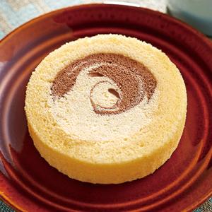 八天堂コラボ『ローソン Uchi Café×八天堂 かすたーどチョコロール』