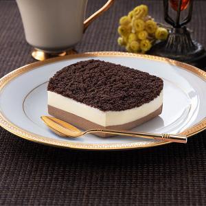 2層仕立て『ファミマ ショコラチーズケーキ』