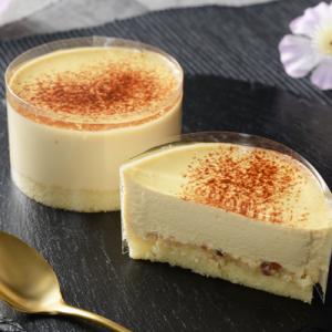 キャラメルチーズケーキ『ローソン Uchi Café Spécialité 麗らかキャラメルチーズケーキ』