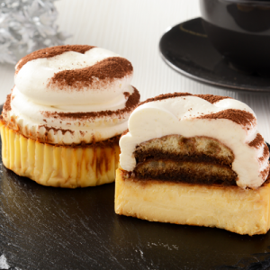 455kcal『ローソン ティラミスバスチー -バスク風チーズケーキ-』