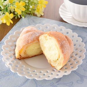冷やして食べる『ファミマ 冷やして食べるクリームクロワッサン(カスタードホイップ)』
