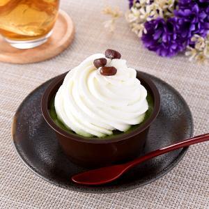 ホイップクリームたっぷり『ファミマ クリームほおばる宇治抹茶ケーキ』