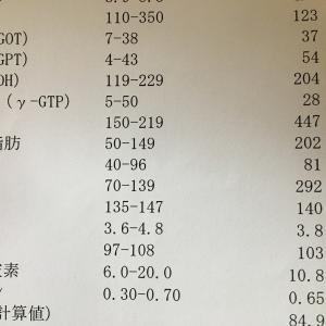 定期検査と診察日