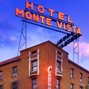 フラッグスタッフのホンテッドホテル👻:ホテル・モンテ・ヴィスタ(Hotel Monte Vista)