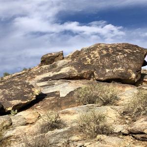 アリゾナでハイキング:フェニックスのサウスマウンテン