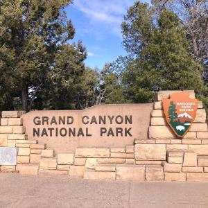 ファントム・ランチに泊まる旅:グランドキャニオン国立公園 ① フェニックスからグランドキャニオン・サウスリムへのドライブ
