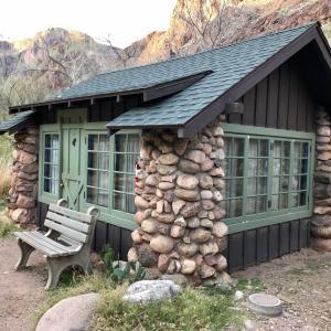 ファントム・ランチに泊まる旅:グランドキャニオン国立公園 ⑦ ファントム・ランチ