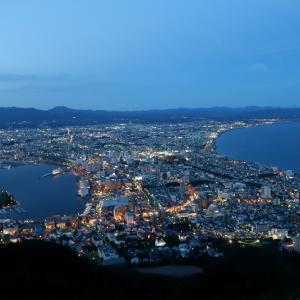 函館夜景の日、函館山山頂からの最高の眺め