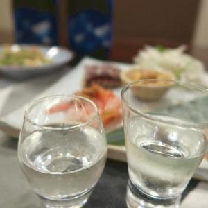 地元に誕生した酒蔵の新酒「郷宝」で晩酌