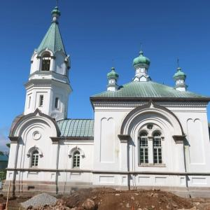 ハリストス正教会の保存修理工事は?