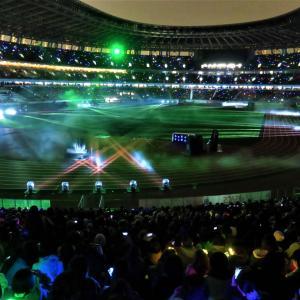 """""""hellow our stadium""""国立競技場3"""