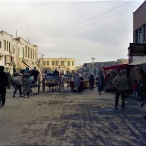 カブールのホテルや街中で・・・レモンパイ アフガニスタン