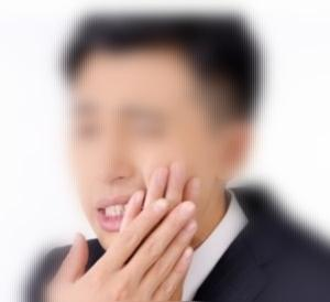 噛み締めはストレス?