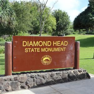 ハワイでダイヤモンドヘッド登ってきた!