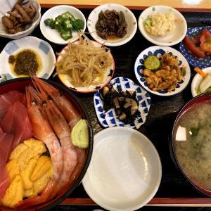 【GoTo 函館】函館駅近く おかずが沢山の海鮮丼屋