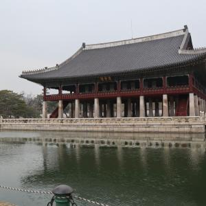 【韓国】景福宮に行ってきた!(その2)