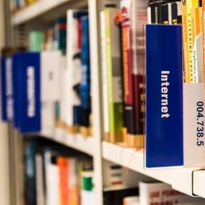 国会図書館でマーケティングの勉強