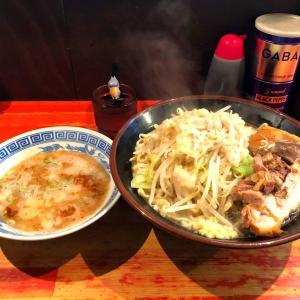 【二郎系】ラーメン二郎会津若松駅前店 東北二郎の一翼で頂くエビ味つけ麺!