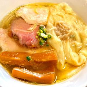 【ラーメン】塩らーめん千茶屋 県内屈指の淡麗系スープの名店で2杯食い☆