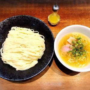 【ラーメン】町田汁場しおらーめん進化 食べ方で旨味が進化する!絶品しおつけ麺!