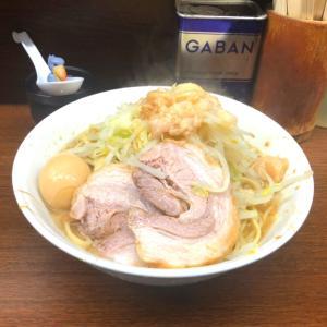 【超人気】ラーメン二郎横浜関内店 改装を終えた店内で味わう絶品ラーメン!
