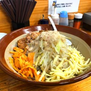 【秀逸】ラーメン赤沼 絶好調のまぜそばをすり鉢麺増しでたっぷり堪能!