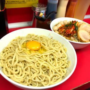 【限定】ラーメン二郎湘南藤沢店 夏の名物•醤油のキレ抜群の絶品つけ麺!