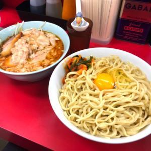 【絶品】ラーメン二郎中山駅前店 週替わり限定の大人気メニュー•つけ麺!
