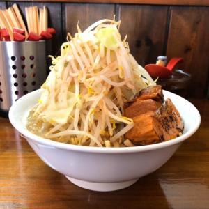【秀逸】麺処はいから 技ありマイルド乳化スープの二郎インスパイア!