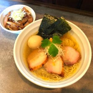 【洗練】麺処風人 キレのある味わいが魅力!高崎を代表する絶品塩そば!
