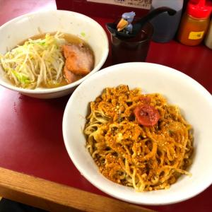 【絶品】ラーメン二郎相模大野店 オンリーワンの味•お茶漬け〜麺を実食!