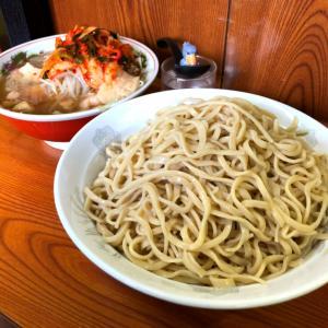 【限定】ラーメン二郎亀戸店 夏だけのお楽しみ!絶品爆盛りつけ麺を堪能☆