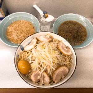 【激ウマ】ラーメン神田店 元直系店!キレ味抜群非乳化スープの絶品つけ麺☆