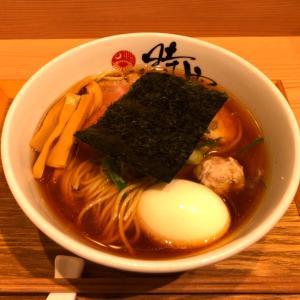 【感動】中華蕎麦時雨 横浜エリアを代表する人気店の激ウマ淡麗中華蕎麦!