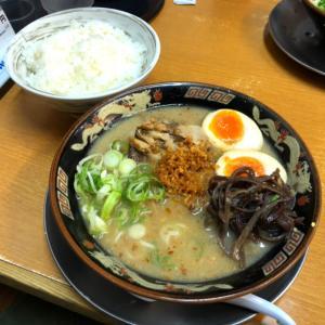 【人気店】鹿児島ラーメン豚とろ 濃厚だけどすっきり飲みやすい激ウマ豚骨!